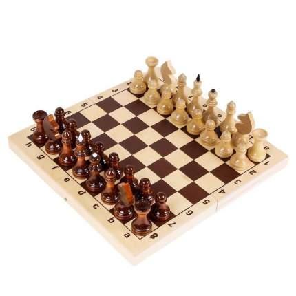 Шахматы Ладья-С Кировские малые (Россия, дерево, 29х29х5 см)