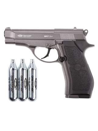 Пистолет пневматический Gletcher BRT 84 + 3 баллона CO2
