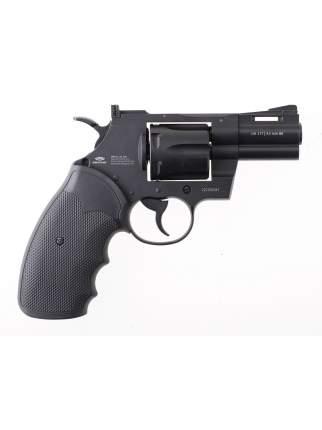 Револьвер пневматический Gletcher CLT B25 + Дробь Gletcher GL BB-500