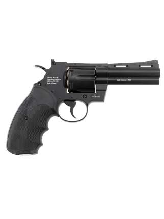 Револьвер пневматический Gletcher CLT B4 + Дробь Gletcher GL BB-500