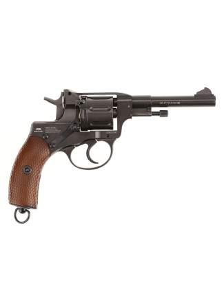 Револьвер пневматический Gletcher NGT F + 3 баллона CO2