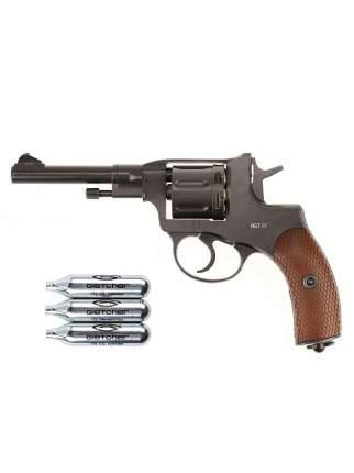 Револьвер пневматический Gletcher NGT RF + CO2