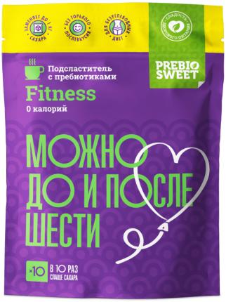 "Столовый подсластитель ""Пребиосвит"" Фитнес (Prebiosweet Fitness), 100 г,"