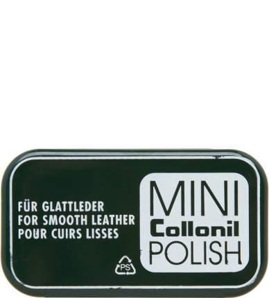 Губка карманная с силиконом Collonil Mini polish бесцветная