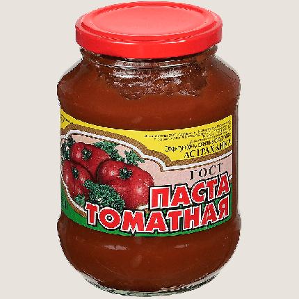 Паста томатная Домашние Традиции ГОСТ 500г