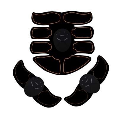 Набор миостимуляторов для мышц пресса, ног и рук EMS MyPads-TC-1237