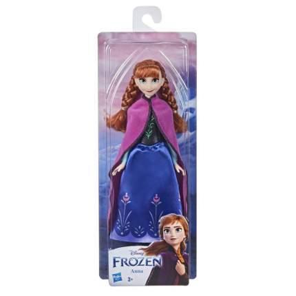 Кукла Холодное Сердце Disney Princess Frozen Анна F1956/F0592