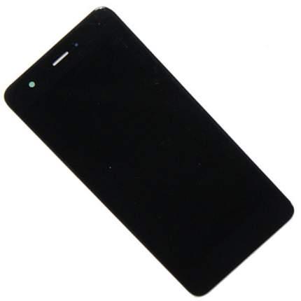 Дисплей для Huawei Nova (CAN-L11) в сборе с тачскрином <черный>