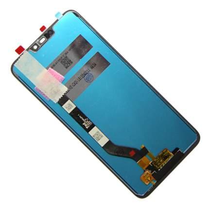 Дисплей для Asus ZenFone Max M2 (ZB633KL) в сборе с тачскрином <черный>