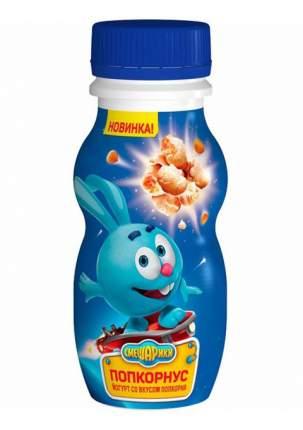 Питьевой йогурт Смешарики Попкорн 1,6% 200 мл