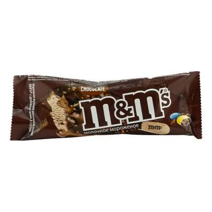 Мороженое молочное M&M's шоколадное 62 г бзмж