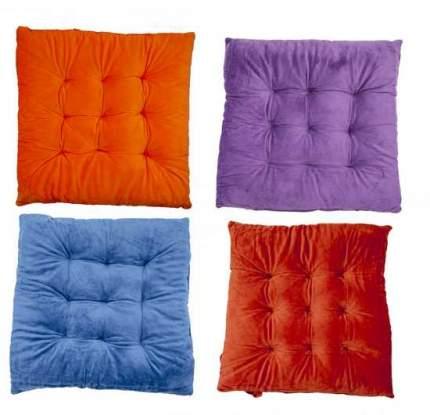 Подушка для стула (табурета) БАРХАТ, 37*37см