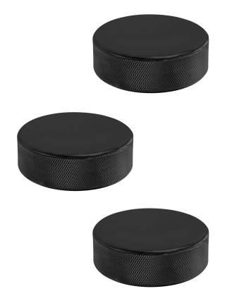 Детский хоккейный набор/ Шайбы хоккейные детские 60мм