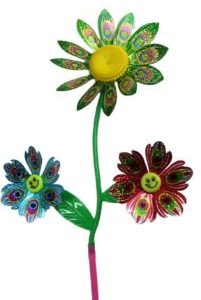 Ветерок Веселые забавы. Ромашка, 3 цветка, 52 см Рыжий кот AN02817