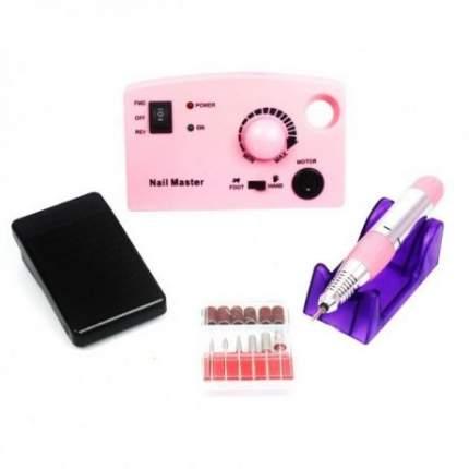 Маникюрный аппарат Nail Master (Nail Drill) ZS-602 35000 об. розовый, 45W