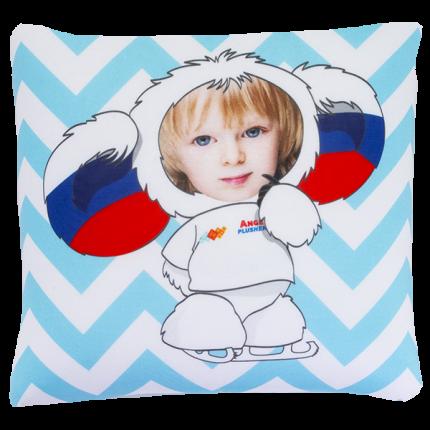 Игрушка-подушка Чебусашка LVY014