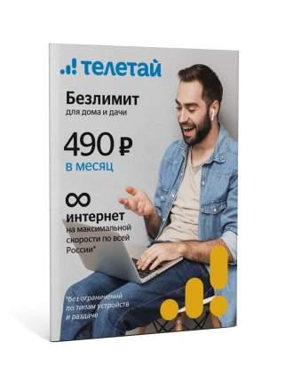 Сим-карта Телетай Драйв Безлимитный