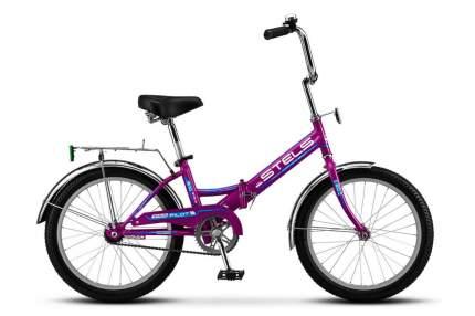 """Велосипед Stels Pilot 310 20 2016 13"""" фиолетовый"""