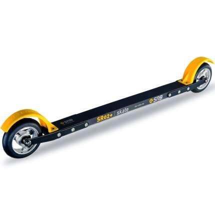 Лыжероллеры SRB Carbon Skate 100х24мм кол/прем med