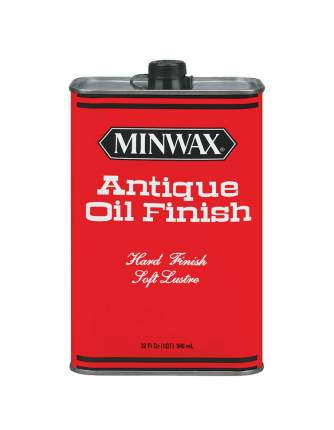 Античное масло MW Antique Oil Finish 946 мл