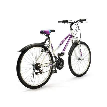 """Велосипед 26"""" TOPGEAR Style бело-фиолетовый ВН26433К"""