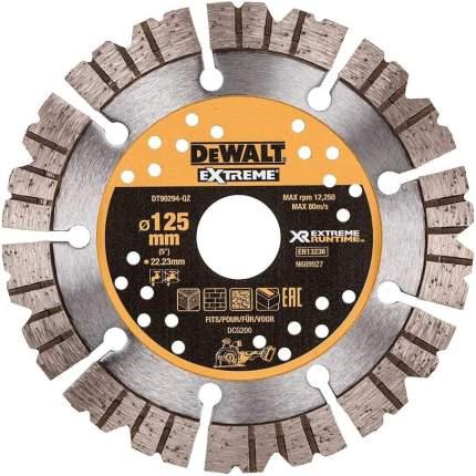 Алмазный диск отрезной DeWALT DT90294-QZ