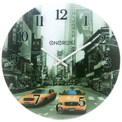 Часы настенные кварцевые ENERGY модель ЕС-137 круглые