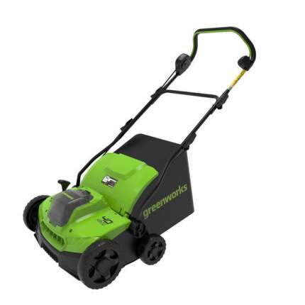 Аккумуляторный скарификатор и аэратор Greenworks GD40SC36 2511507 без АКБ и ЗУ