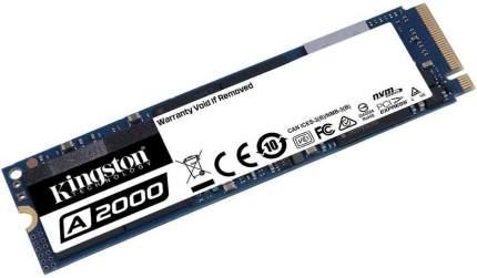 Внутренний SSD накопитель Kingston SA2000M8/500G