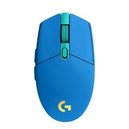 Мышь Logitech G102 Lightsync Blue