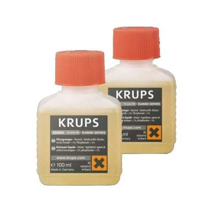 Чистящее средство для кофемашин Krups XS900031
