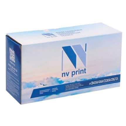 Картридж для лазерного принтера NV Print NV-CE285A, черный, совместимый