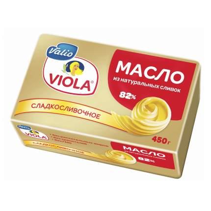 Сливочное масло Valio из натуральных сливок 82% 450 г