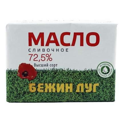 Сливочное масло Бежин луг 72,5% 180 г