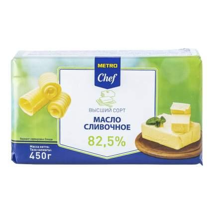 Сливочное масло Metro Chef Традиционное 82,5% 450 г