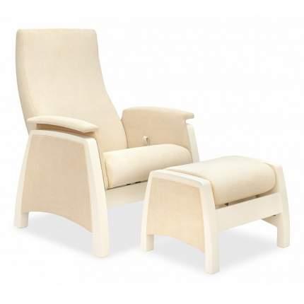 Кресло с пуфом Milli Sky