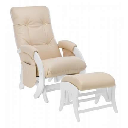 Кресло с пуфом Milli Smile