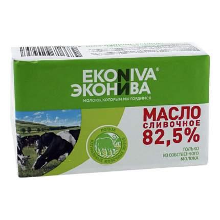 Сливочное масло ЭкоНива 82,5% 200 г