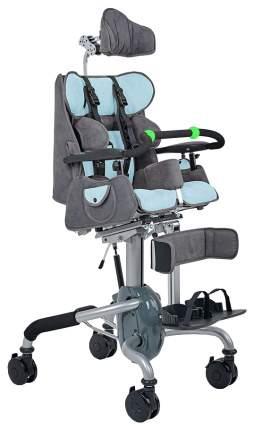 Кресло-коляска для детей с ДЦП Fumagalli Mitico Simple Dentro (размер P, голубой)