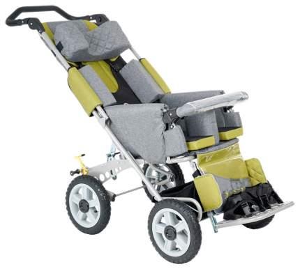 Кресло-коляска для детей с ДЦП Akces-med Рейсер-2 (лайм, без навеса)