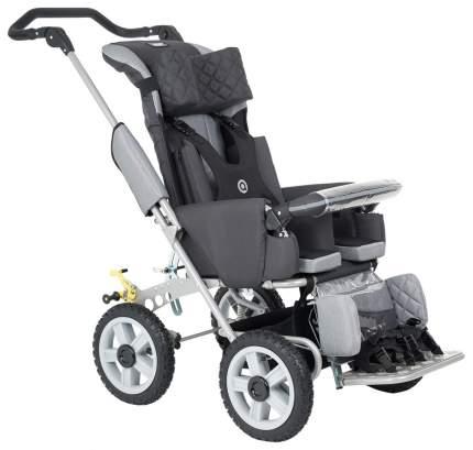 Кресло-коляска для детей с ДЦП Akces-med Рейсер-2 (серый, без навеса)