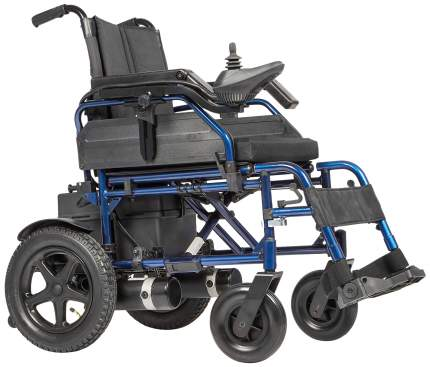 Кресло-коляска c электроприводом Ortonica Pulse 120 (электроколяска) пневматические колеса