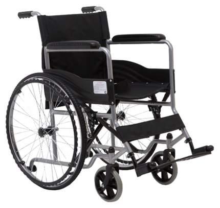 Кресло-коляска инвалидная складная Армед 2500 (ширина сиденья 45см) (литые колеса)