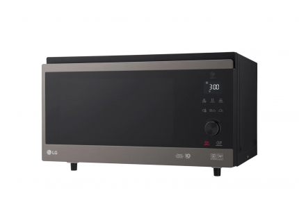Микроволновая печь с грилем и конвекцией LG MJ3966ACT