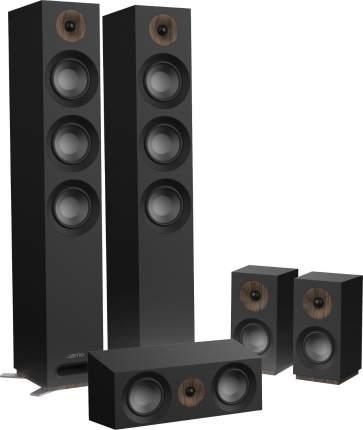 Комплект акустических систем Jamo S 809 HCS Black