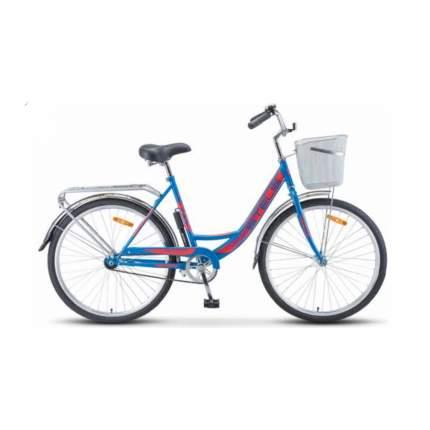 """Велосипед Stels Navigator 26 245 Z010 2021 19"""" синий/красный"""