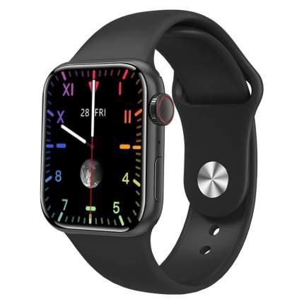 Умные смарт часы 2021, Smart Watch M16 Plus / Черный