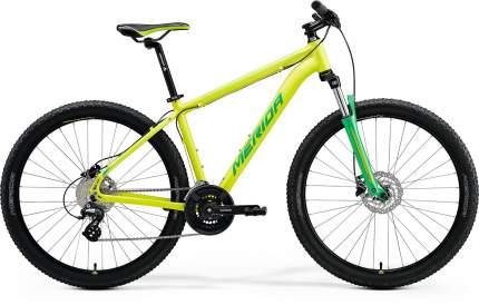 "Велосипед Merida Big.Seven 15 2021 18.5"" green/silk lime"