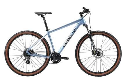 Велосипед Welt Rockfall 2.0 29 2021 L metal blue