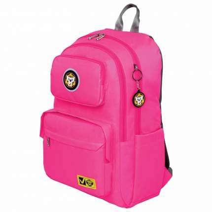 Рюкзак детский Brauberg Light, с отделением для ноутбука, нагрудный ремешок,47*31*13 см